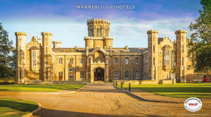 Warner Leisure holidays Studley Castle in the day