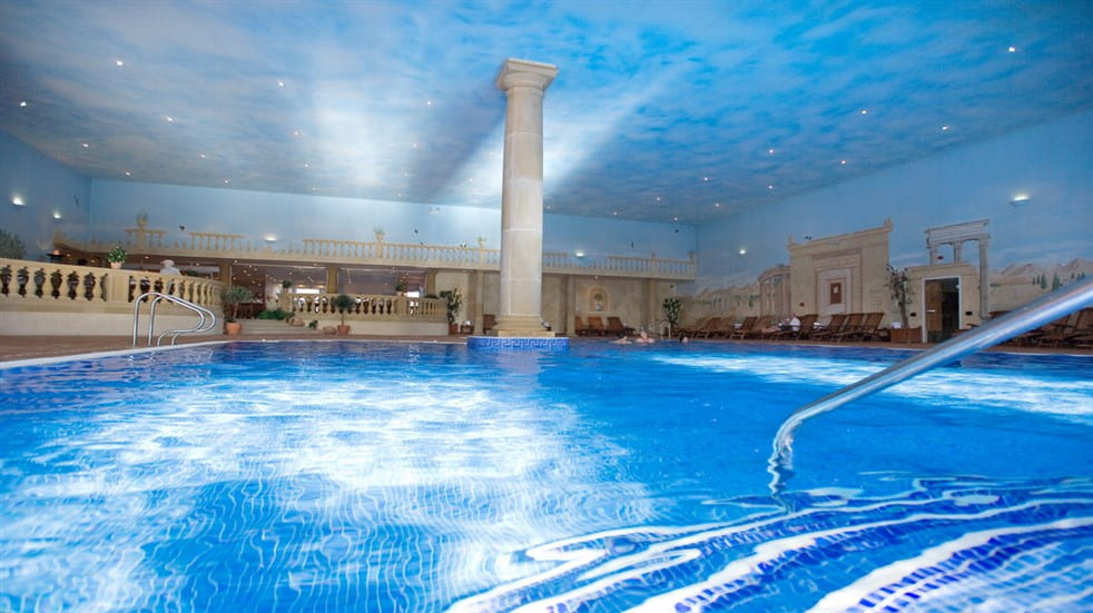 Hoar Cross Hall Whittlebury Hall spa deals