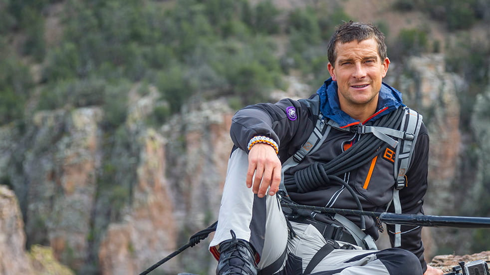 Bear Grylls Tour