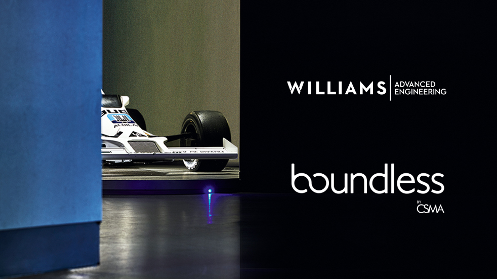 Behind closed doors at Williams Advanced Engineering