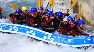Olympic White Water Rafting