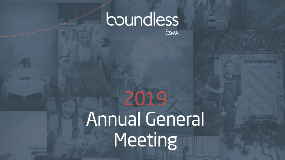Boundless 2019 Annual General Meeting