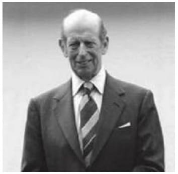 HRH Prince Edward Duke of Kent