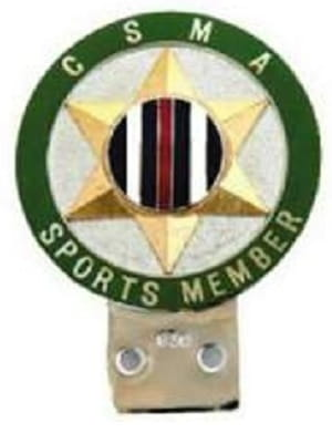 CSMA Sports Member Badge