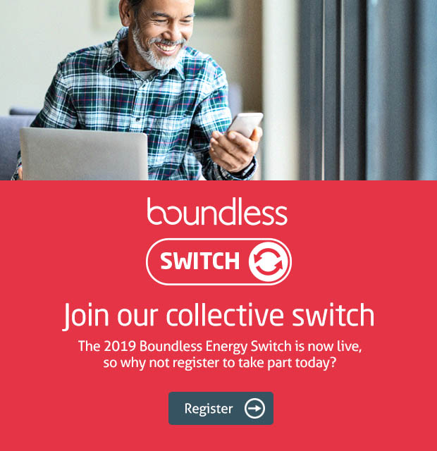 Join our collective switch - Boundless switch