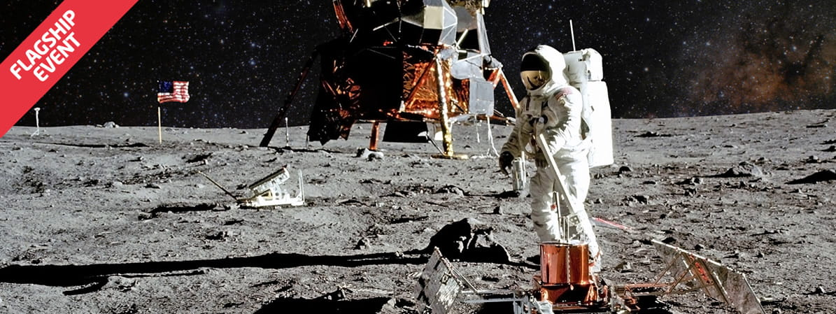 Celebrate the 50th Anniversary of the Apollo 11 Moon landing