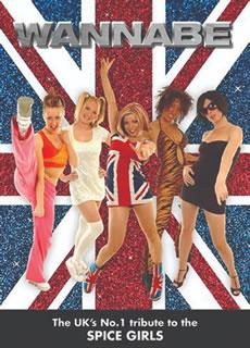 Spice Girls tribute