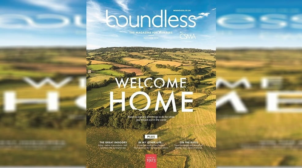 May June Boundless magazine cover