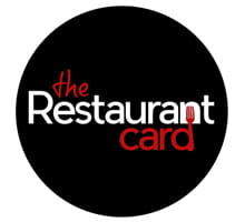 The Restaurant Card
