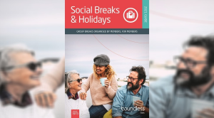 Social Breaks & Holidays Handbook 2021 cover