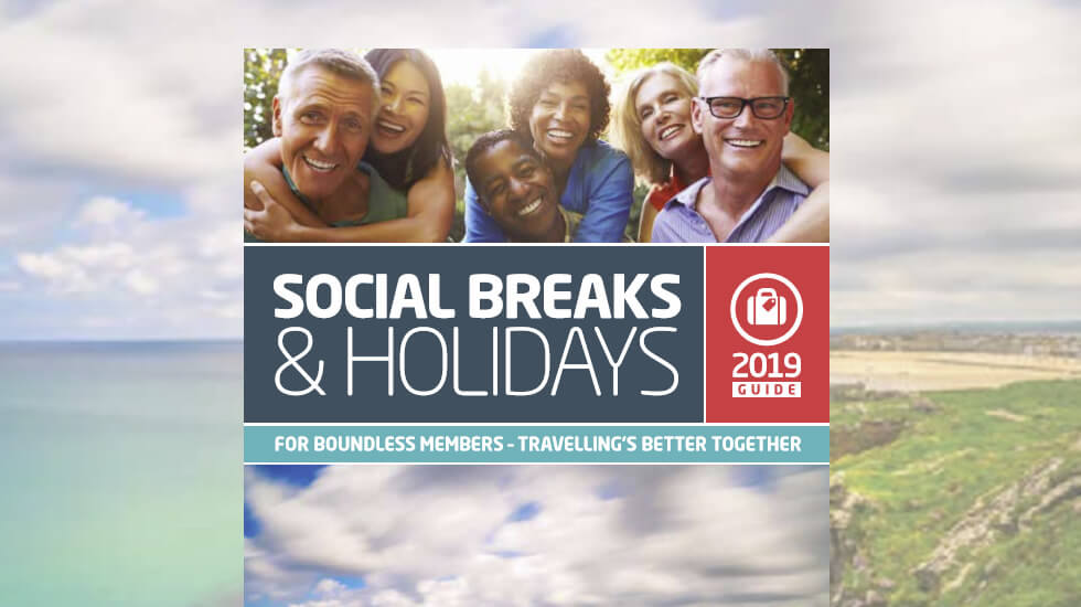 Social Breaks & Holidays 2019