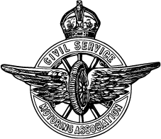 CSMA Club wings and wheels logo