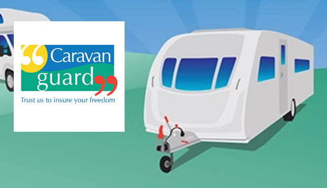 Caravan Guard Leisure days