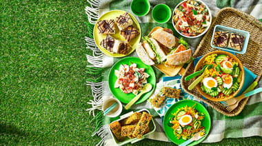 How to make the perfect picnic spread